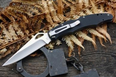 Нож складной «Коп-2» Steelclaw, КНР