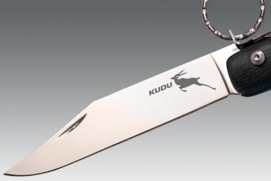 Нож складной Kudu Cold Steel. Клинок.