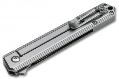 Складной нож Kwaiken Flipper Framelock (сталь D2) Böker Plus, сложен