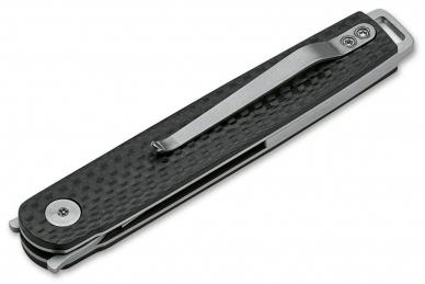 Складной нож LRF Carbon (сталь VG-10) Böker Plus, сложен