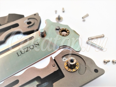 Подшипники на ноже Luzon Cold Steel