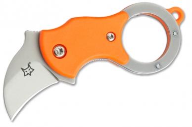 Складной нож Mini-KA (orange) Fox