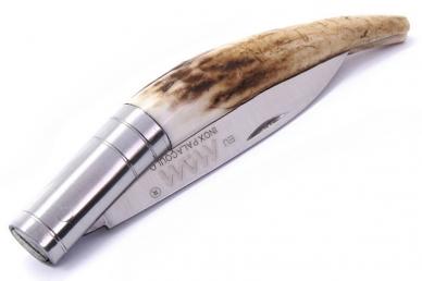 Складной нож Navalha 65 мм (рог оленя) MAM, сложен