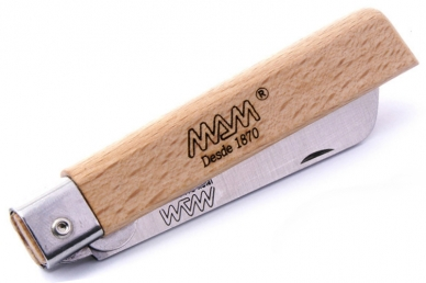 Складной нож Navalha sem ponta MAM, сложен