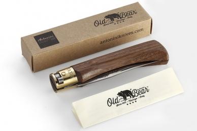 Надежный нож складной Old Bear (Walnut L) Antonini
