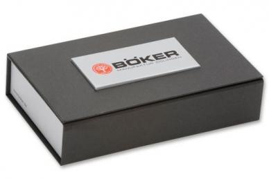 Подарочная упаковка для ножа складной Optima Green Canvas Böker, Германия