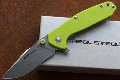Нож складной H5 Gerfalcon (fruit green) Real Steel