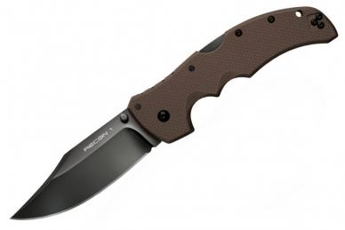 Складной нож Recon 1 27TLCVF (Dark Earth) Cold Steel