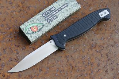 Нож «НР» (black) Reptilian