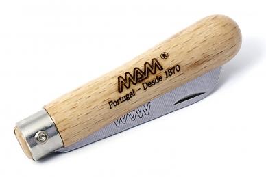 Нож складной с круглой ручкой MAM