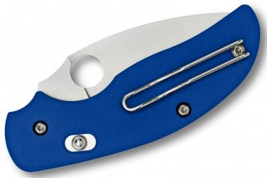 Складной нож Sage 3 Spyderco, сложен