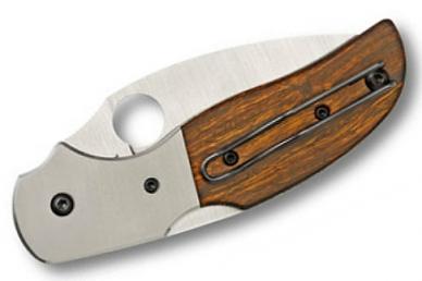 Складной нож Sage 4 (CPM S30V, Back Lock) Spyderco, сложен