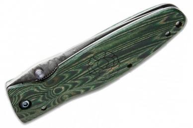 Складной нож Senno Rikyu Chasel MC-0184D Mcusta, сложен