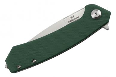 Складной нож Skimen design (green) Adimanti (by Ganzo)