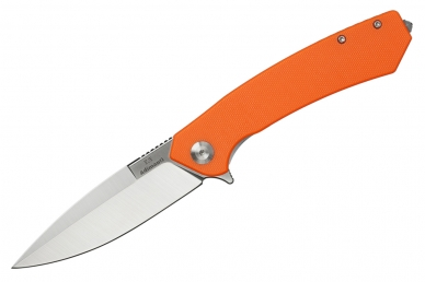 Складной нож Skimen design (orange) Adimanti (by Ganzo)