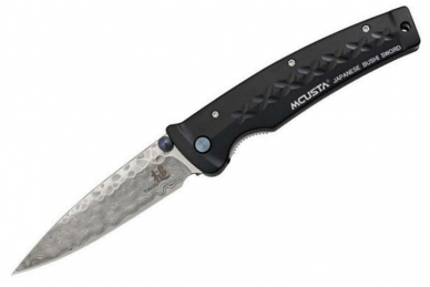 Складной нож Tsuchi MC-0161D (дамасская сталь) Mcusta