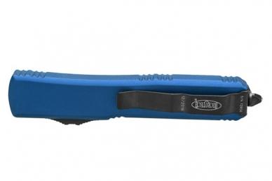 Нож Ultratech (Tanto Edge, Black Blade, Blue) Microtech