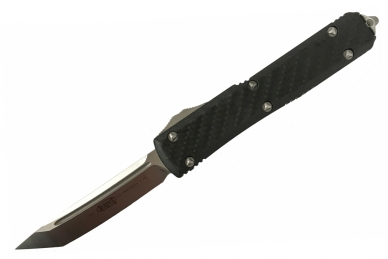 Нож складной Ultratech (Tanto Edge, Carbon Fiber) Microtech