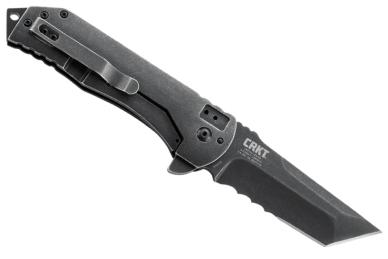 Нож складной 2-Stage Compact Veff Serrations