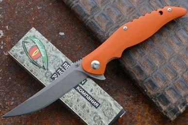 "Нож ""Гранд-02"" Reptilian"