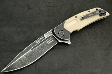 """Нож складной """"Jaguar-C"""" VN Pro, обратная сторона"""