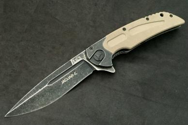 """Нож складной """"Jaguar-C"""" VN Pro"""