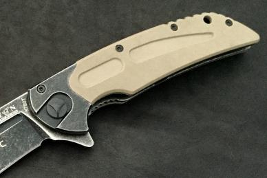 """Нож складной """"Jaguar-C"""" VN Pro, рукоять"""