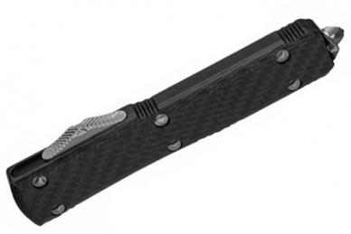 Складной нож Ultratech (Single Edge, Carbon Fiber) Microtech