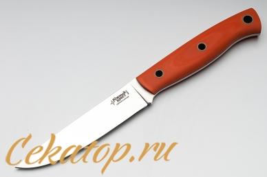 Нож Slender S (N690, оранжевый G10) Южный Крест, Россия