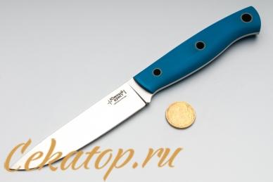 Нож Slender S (N690, синий G10) Южный Крест, Россия