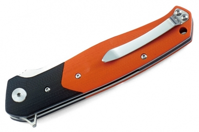 Складной нож «Swordfish» (orange) Bestech, сложен