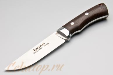 Нож Тигр (95Х18, полный хвостовик) Алексей Фурсач (Ворсма), Россия
