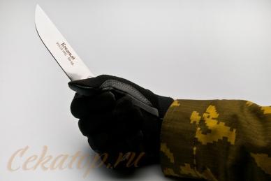 Нож Тигр (95Х18, полный хвостовик) Алексей Фурсач (Ворсма)