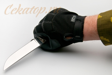 Нож Тигр малый (95Х18) Алексей Фурсач (Ворсма)