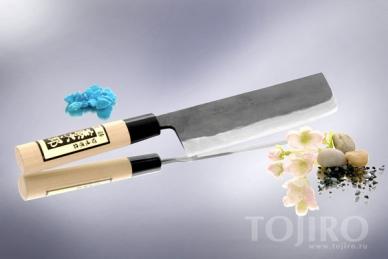 Традиционный японский нож для овощей Japanese Knife F-699