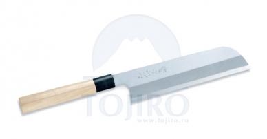 Традиционный серповидный японский нож Japanese Knife F-941