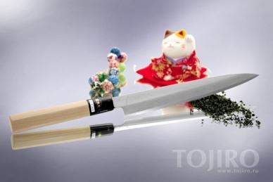 Традиционный японский нож Янаги для сашими Japanese Knife F-946