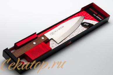 Нож Tomoko Deba 160 мм Satake, упаковка