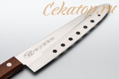 Нож Tomoko Rib-Chef 180 мм Satake, клинок