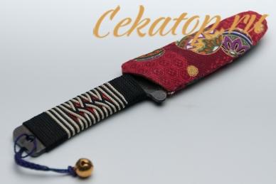 Нож традиционный Motosuke Nagao в ножнах