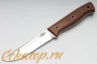 Нож Тундра (D2, микарта) Южный Крест, Россия
