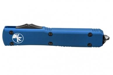Автоматический нож Ultratech (Tanto Edge, Black Blade, Blue) Microtech