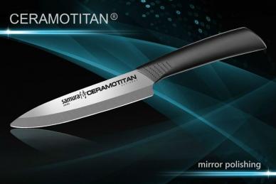 Нож универсальный 125 мм Ceramotitan Samura SCT-0021