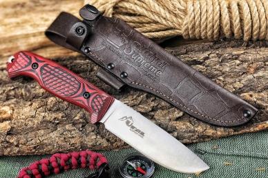 Нож Ural (Sleipner Stonewash) Kizlyar Supreme