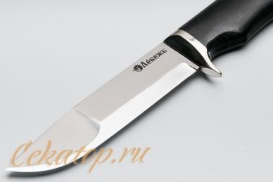 Нож Валькирия (сталь 440C) Лебежь, клинок