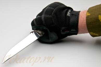 Нож Осетр (95Х18) Алексей Фурсач (Ворсма)