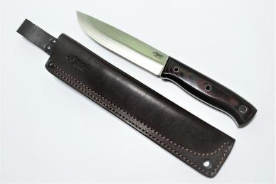 Нож XL D2 (чёрно-красный G-10) с ножнами
