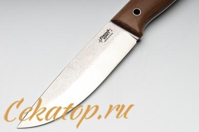 Нож XM (N690, микарта) Южный Крест, клинок