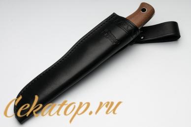 Нож XM (N690, микарта) Южный Крест в ножнах