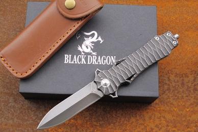 Нож «Черный дракон» (HS08) Y-Start